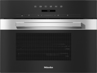 Пароварка Miele DG7240 EDST/CLST сталь CleanSteel