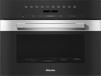 Микроволновая печь Miele M7244TC EDST/CLSTсталь CleanSteel
