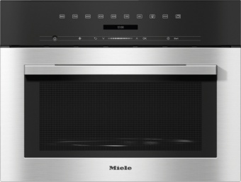 Микроволновая печь Miele M7140TC EDST/CLST сталь CleanSteel